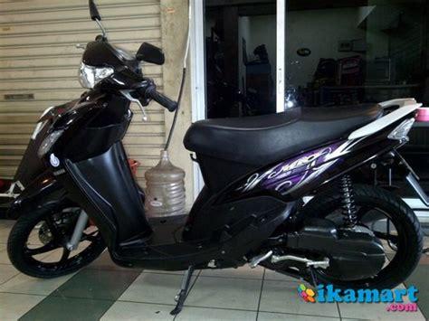 Mio Sporty 2011 Biru jual motor yamaha mio sporty 2011 hitam orisinil motor