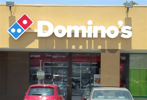 another successful install for domino s houston tx identicom sign solutions