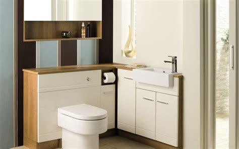 Design their bathroom from scratch with bespoke units that would