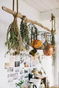 kitchen pot rack ideas cool decorating trick no 34 rustic chandelier nature