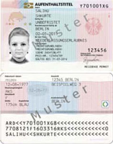permesso di soggiorno canada how to germany residence permits in germany
