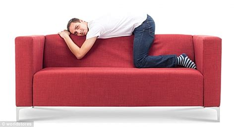 y on the couch what does your sofa sitting position say about your