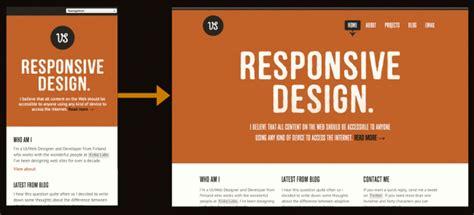 design menu responsive quels choix de navigation en responsive design design