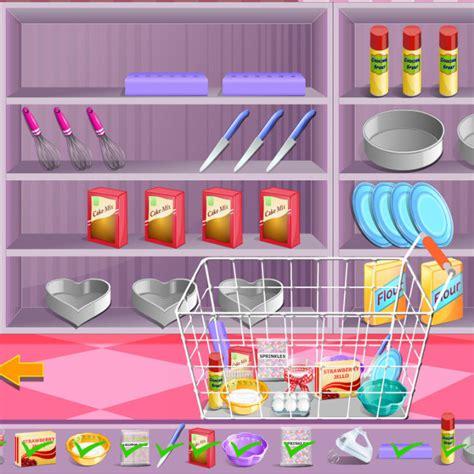 juego de comprar y cocinar tartas juegos de compras juego de comprar ingredientes para tarta juegos