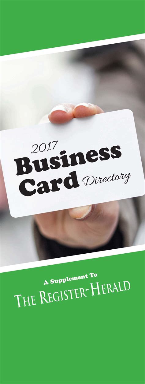 business card directory template business card directory images business card template