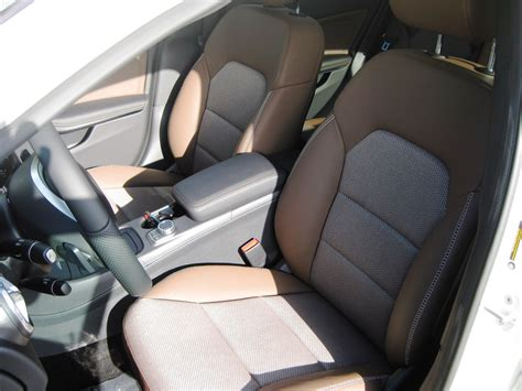 Brown Leather Interior Car by Benzblogger 187 Archiv 187 2015 Mercedes Gla250