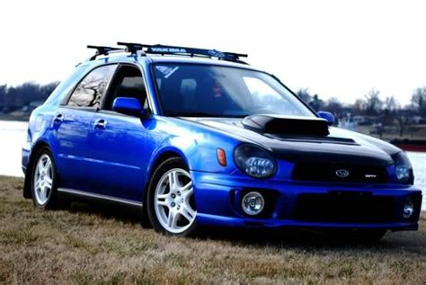 subaru bugeye wagon 2002 subaru quot bugeye quot wrx impreza wagon auto pinterest