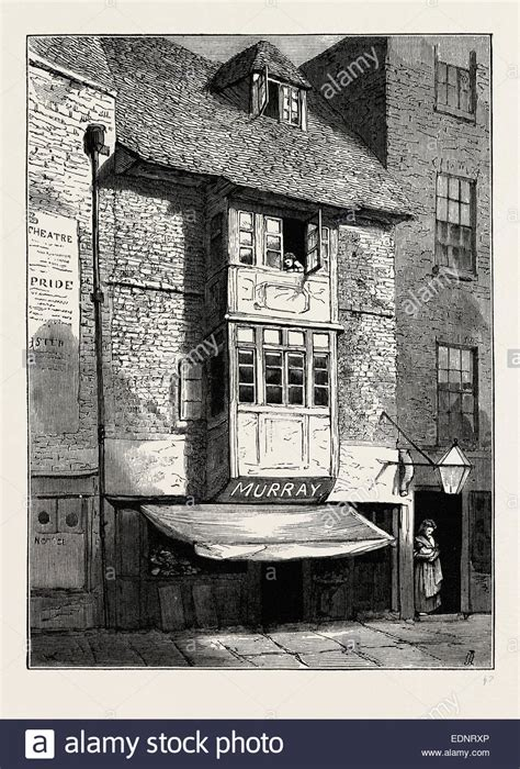 house to buy in london uk old houses in wych street london uk 19th century engraving stock photo royalty