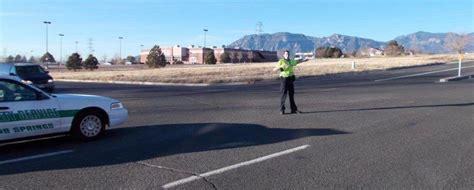Arrest Records Colorado Springs Colorado Springs Department Cso Program