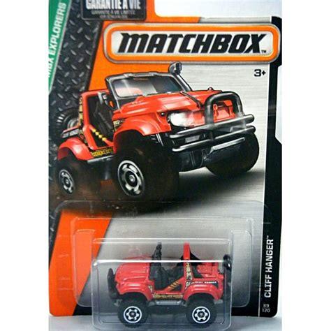 Matchbox Cliff Hanger Hijau matchbox cliff hanger 4x4 truggy global diecast direct