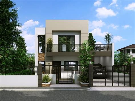 modern two story house designs best 25 modern house design ideas on pinterest