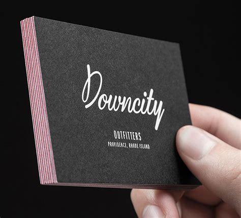 Professional Business Card Design Ideas
