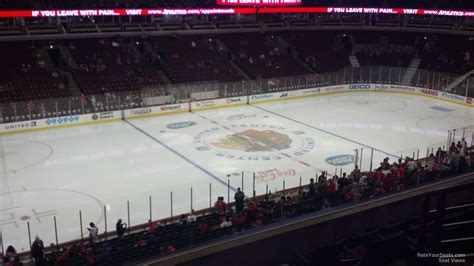 united center section 203 united center section 203 chicago blackhawks