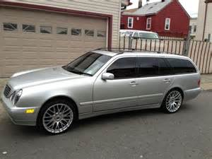 2002 Mercedes E320 4matic Wagon Find Used 2002 Mercedes E320 4matic Wagon 4 Door 3 2l On 19 Concave In Paterson New Jersey