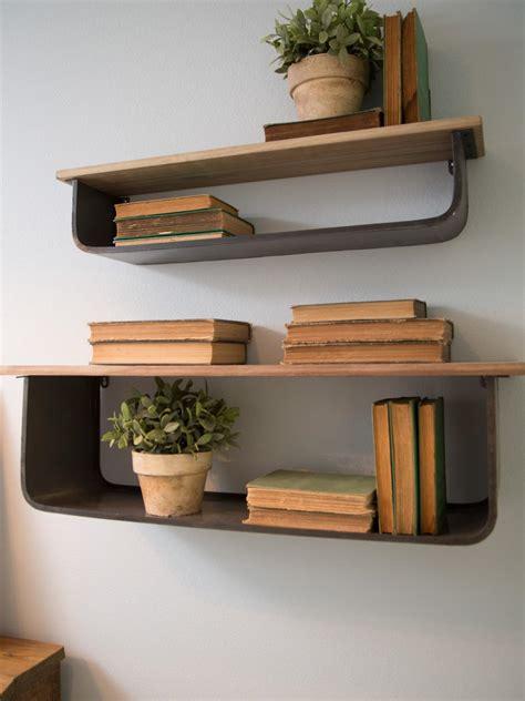 decorate office shelves copy these fixer upper flea market finds hgtv s