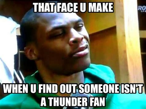 Oklahoma City Thunder Memes - 171 best images about okc thunder on pinterest