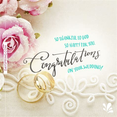 Wedding Congratulations Colleague by Congratulations On Your Wedding Ecards Dayspring