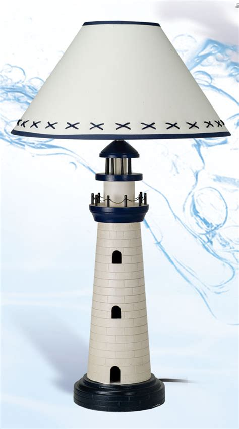 Amazon Table Lamps Robin S Dockside Shop Lighthouses
