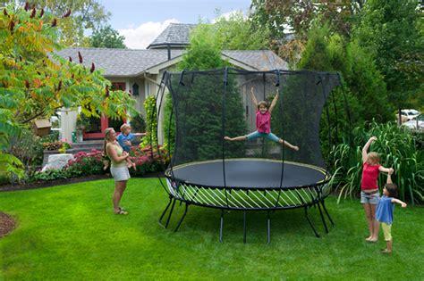 springfree medium   trampoline stevensons toys