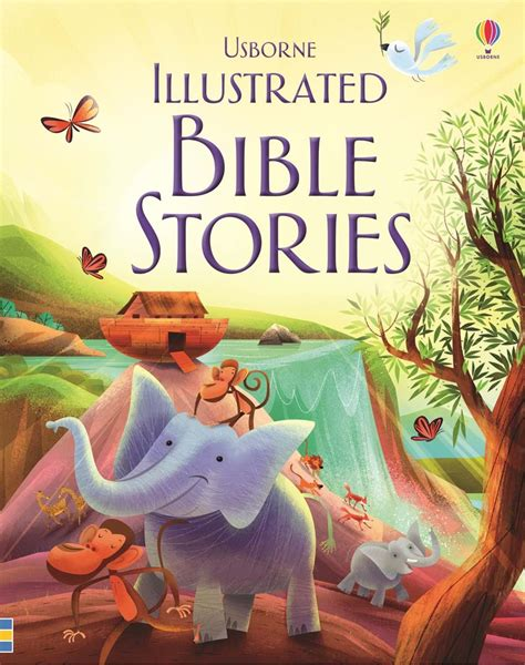 pictures story books illustrated bible stories at usborne children s books