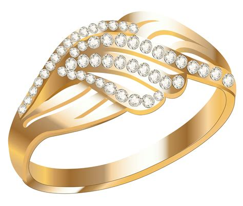 Golden Ring Pix by Jewellery Ring Png Pic Png Mart