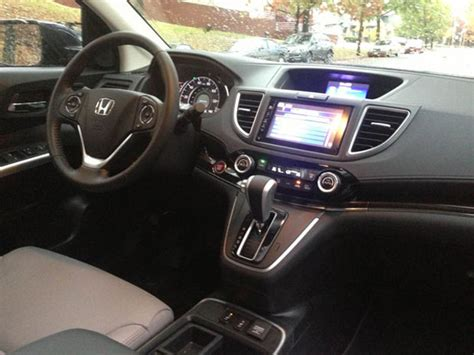 2015 honda cr v the s crossover review the