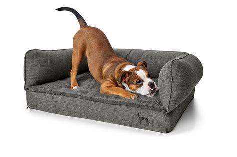 canape chien canap 233 sofa orthop 233 dique pour chien livingstone