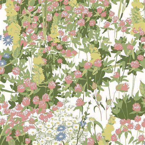 wallpaper danish design borastapeter scandinavian designer wallpaper klover by