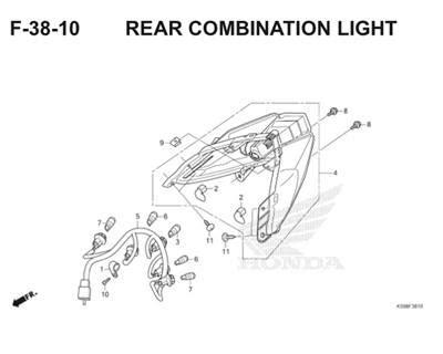 Suku Cadang Honda Vario 150 Esp katalog suku cadang honda vario 150 esp k59 honda cengkareng