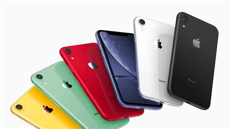 renders imagine  color options   iphone xr