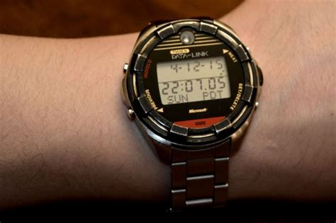 Apple Watch? Whatever. Reviewing the Timex Datalink, the world?s first smartwatch ? GeekWire
