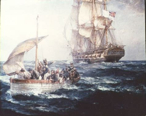 what happened to the bounty do you what happened to captain bligh the hms bounty and the crew on and after