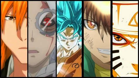 Shounen Anime my top 30 shounen anime for now