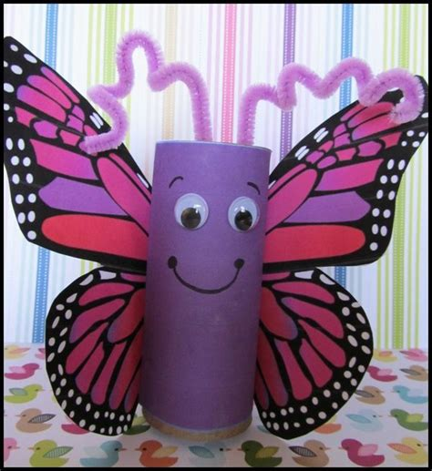 Toilet Paper Craft Ideas - toilet paper roll crafts for a collection of diy and