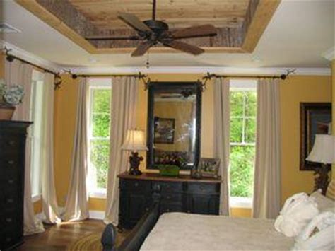 Tray Ceiling With Wood Wood Tray Ceiling From Decor On A Dime Llc In Ashburn Va