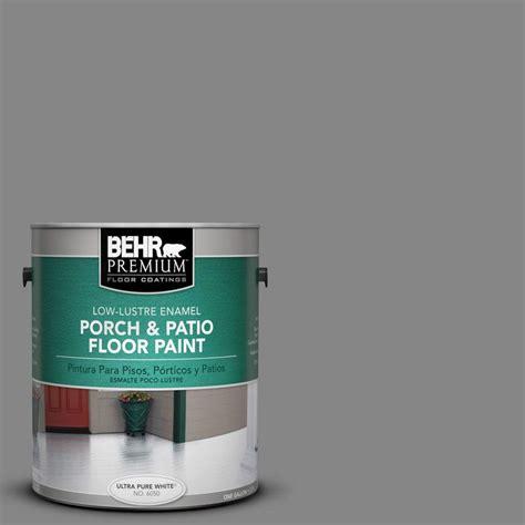 behr premium 1 gal pfc 63 slate gray low lustre porch