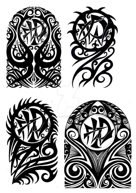 tribal tattoos full sleeve sleeve black and white tribal designs