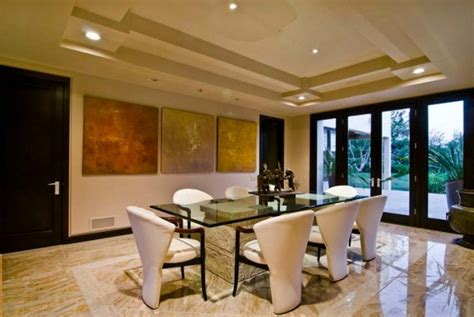 contemporary dining room design 16 extraordinary contemporary dining room designs top