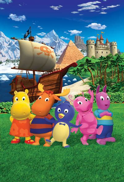 the backyard agains very popular images the backyardigans is an