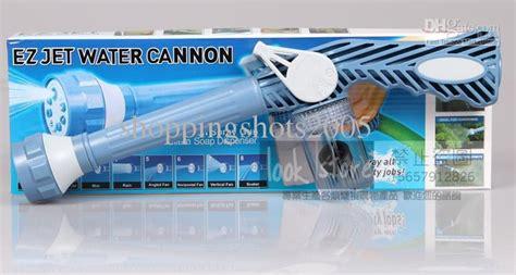 Ez Jet Water Cannon 8 Nozzle Multi Function Spray Gun 2017 ez jet multi function water cannon 8 nozzle pressure