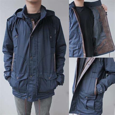 Jaket Wanita Parka Brown jaket parka premium drill navy brown grosir jaket