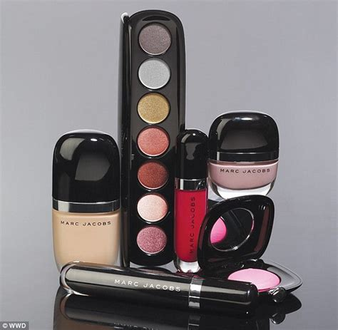 Makeup Marc why marc wants us all to be shameless designer debuts colorful make up line with