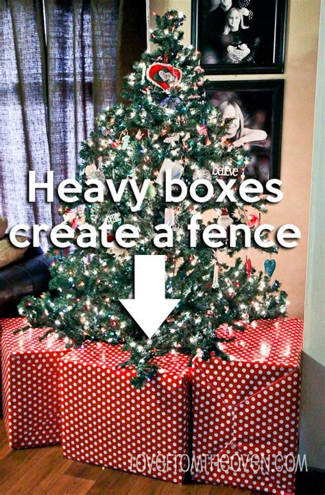 keeping cats from mantel decorations and trees ideas for baby toddler pet proofing your tree and decorations trees