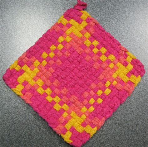 potholder loom pattern 17 best images about weaving loops on pinterest loom