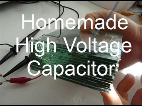 diy high capacitance capacitor diy high voltage capacitor de alto voltaje