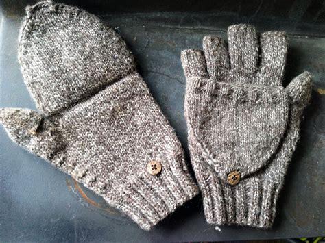 knitted gloves pattern gloves