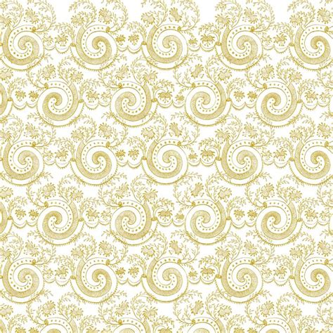 pattern design tutorial in photoshop black and gold lace pattern added and reversed swirls in
