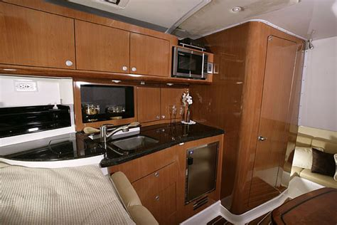 marine kitchen cabinets research 2012 edgewater boats 335ex on iboats com