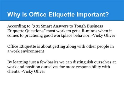 Office Etiquette Etiquette Why Is Family Feud