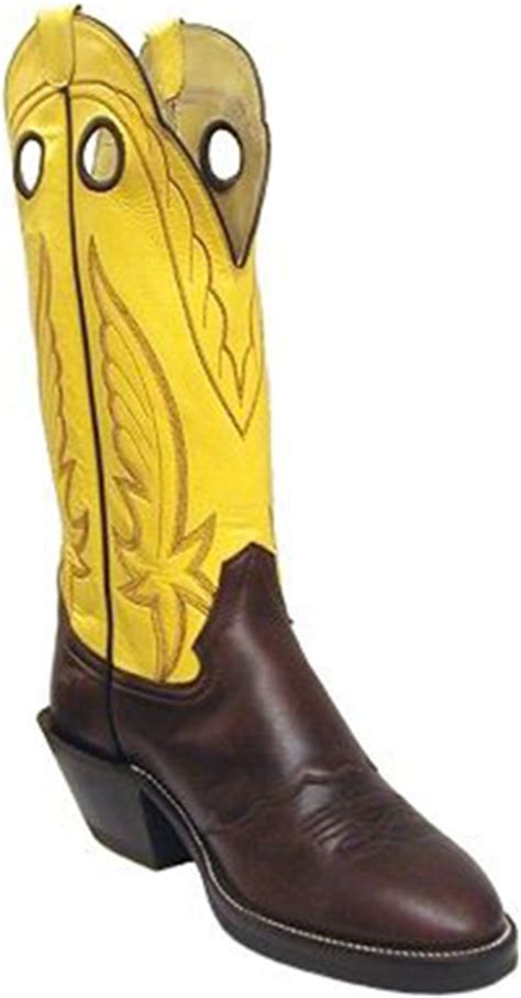 Handmade Buckaroo Boots - handmade boots drew s buckaroo cowboy boot style drh07